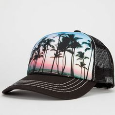 Super Cute Hat BILLABONG Beyond Grateful Womens Trucker Hat