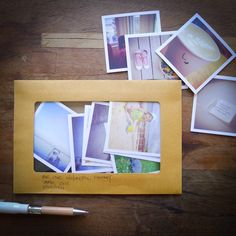 Kraft Envelope with Window