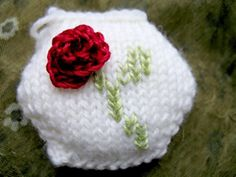 Ravelry: Glam up Your Hexipuff - Ruby Rose pattern by minja