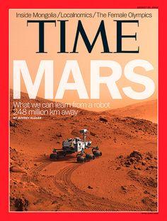 Time, art director: D.W. Pine, cover illustration: Joe Zeff Design