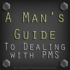 8 simple rules men should follow if they want to avoid getting seriously injured during their woman's lady time. #humor #PMS