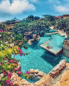Ayana Resort and Spa, Bali Indonesia. Places Around The World, The Places Youll Go, Travel Around The World, Places To See, Around The Worlds, Vacation Destinations, Dream Vacations, Vacation Spots, Wonderful Places