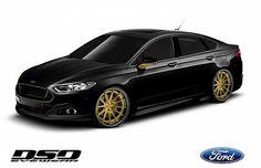 Ford Fusion SEMA 2013