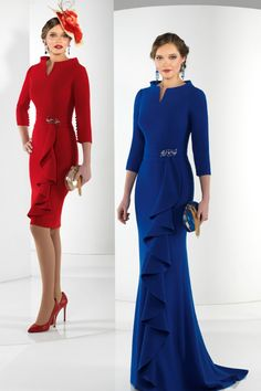 Godmother dresses in Logroño, La Rioja onds). In Latino communities a quinc… Godmother Dress, Church Ceremony, Single Women, The Dress, Elegant Dresses, Mother Of The Bride, Evening Dresses, Fashion Dresses, Gowns