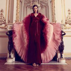 Alexis Mabille Couture осень-зима 2017