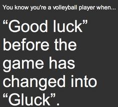Volleyball #sotrue