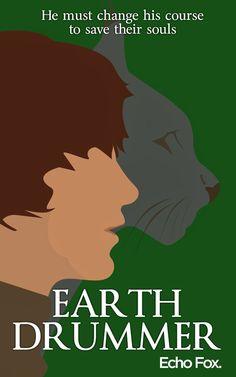 #IndieBooksBeSeen: Earth Drummer by Echo Fox