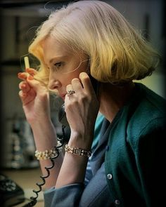The wonderful Cate Blanchett!, could not be a better Carol Aird! Rooney Mara, Cate Blanchett Carol, Patricia Highsmith, Sandy Powell, Todd Haynes, Iconic Women, Celebs, Celebrities, Up Girl