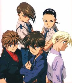 We didn't hear from them either. Gundam Wing, Gundam Art, Science Fiction, Heero Yuy, Wings Wallpaper, Gundam Wallpapers, Tokyo Mew Mew, Gundam Seed, Popular Tv Series