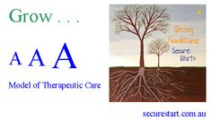 AAA Model of Therapeutic Care