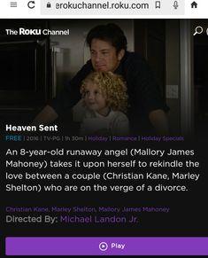 Ernie Hudson, Michael Landon, Christian Kane, Heaven Sent, 8 Year Olds, Divorce, Movie Stars, Romance, Romance Film