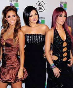 RBD Anahi, Maite, & Dulce Maria