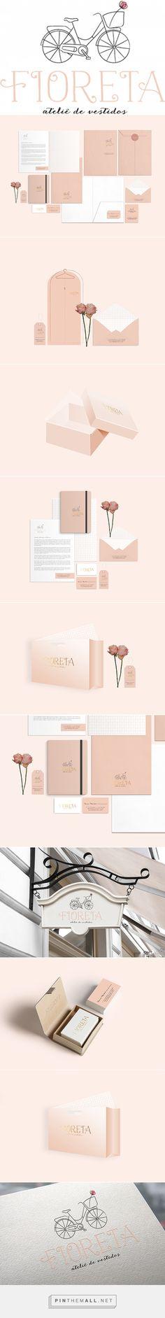 Fioreta Bridal and Formal Wear Atelier by Estudio Quadrilatero | Fivestar Branding Agency – Design and Branding Agency & Curated Inspiration Gallery