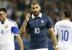 Suggestions made France president Francois Hollande that Karim Benzema has acted irresponsibly have been slammed by the player, who asserts that he was 'brought up well' by his parents.