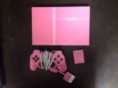 PS2 Playstation 2 Pink Slim Console System SCPH-77004 PAL Modded With Games | Video Games & Consoles, Video Game Merchandise | eBay!