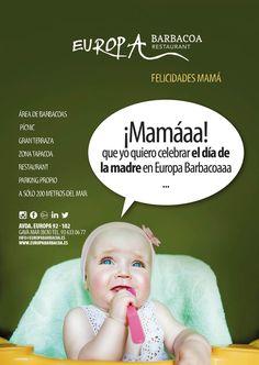 DIA DE LA MADRE EN EUROPA BARBACOA El día más especial para todas las madres ya ha llegado y con él el momento idóneo para compartir tiempo con la familia y disfrutar juntos de una de las fechas más bonitas del calendario.  Deleitate con la buena mesa de Europa Barbacoa con los tuyos y disfruta de este día tan especial.  Haz tu reserva  en el 936 33 06 77  ¡Te esperamos!  www.europabarbacoa.es  #barbacoa #carne #menu #brasas #leña #friends #juntoalmar #restaurant #gavamar