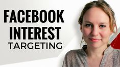 4 ways to find your target audience on Facebook!    https://www.youtube.com/watch?v=X4Zm2oEgUKY