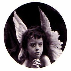 julia margaret cameron............ angel of the nativity