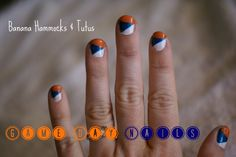 auburn Nail Styles | love the friendly rivalries that come with being a college football ...