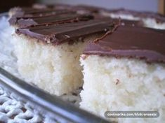 recepty - sladké Natural Hair Styles pics of natural hair styles Czech Desserts, Sweet Desserts, Sweet Recipes, Cake Recipes, Dessert Recipes, Slovak Recipes, Czech Recipes, Healthy Cake, Vegan Cake