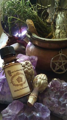 Witchcraft, Spells, and Magic Spiritual, New Age, Occult, Pagan, Wiccan and Metaphysical  Supplies, pictures, spells, witch & witchy stuff Witchy Oils, Witches Oils http://www.witchy-stuff.com/