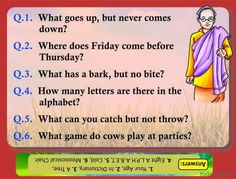Riddles with Answers -You can find Riddles and more on our website.Riddles with Answers - Kids Riddles With Answers, Quiz With Answers, Brain Teasers With Answers, Brain Teasers For Kids, Jokes And Riddles, Riddler Riddles, Riddle Puzzles, Best Riddle, Mind Puzzles