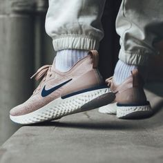 "f4aece971e14 The Nike Epic React Flyknit ""Diffused Taupe"""