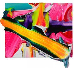 Yago Hortal   Expressive Smears inspiration