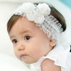 4170446ccd42  2.81 Cute Rhinestone Design Flower Headband For Child Headband Hairstyles