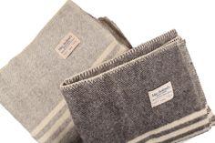 MacAusland's blankets