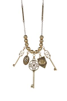 Cool Key necklace