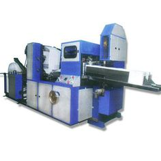 Finetech Tissue Machines, being the dedicated Paper Napkin Making Machine Manufacturers based in Haryana, we have the right machine that boosts up your production and profit simultaneously. We are able to deliver the machine on time at your doorstep. Just call us and tell your requirements, we understand them and deliver you the right solution at the right time.