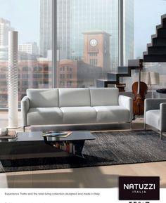Meble Natuzzi - sofa Brio | Sofa i fotel l Natuzzi | Pinterest | Man ...