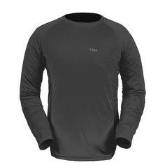 Rab Long Sleeve Aeon Tee Coast, Kit, Tees, Long Sleeve, Sleeves, Mens Tops, T Shirt, Clothes, Fashion