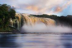 Conoce en persona el Parque Nacional Canaima en #Bolivar #Turismo #Viajes #Venezuela #Travel