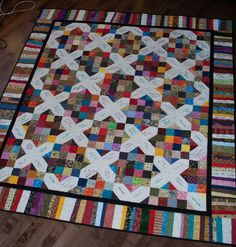 Maureen's Quilt by chouxqltr, via Flickr
