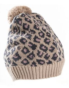 Traditional Leopard Pull On Hat | Hudson's Bay