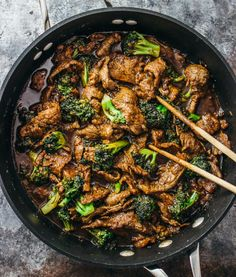 Beef and Broccoli   16 High-Fiber Dinners That Are Actually Delicious AF