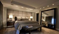 30 Dramatic Bedroom Ideas