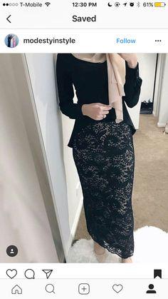 Street Hijab Fashion, Abaya Fashion, Muslim Fashion, Modest Fashion, Fashion Dresses, Hijab Evening Dress, Hijab Dress Party, Hijab Outfit, Dress Outfits