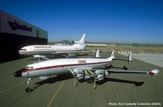 Super Constellation in old Qantas colours and now known as Connie. It is owned and operated by HARS and based at Albert Park Airport Wollongong NSW Civil Aviation, Aviation Art, Albert Park, Passenger Aircraft, Commercial Aircraft, Boeing 747, Aircraft Pictures, Concorde, Constellations