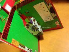 Tarjetas para Navidad - 3 estilos: Pop-up, 3D y Sencillo                                                                       Muy bueno para regarlasela a alguien especial
