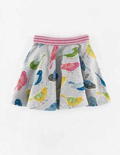 Jersey Twirly Skirt