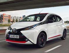 Noleggio lungo termine Toyota Aygo | RBC Autonoleggio Roma