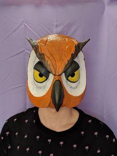 VanossGaming™ || Limited Run Mask | Owl mask. The mask costume. Banana bus squad