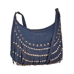 """ROME"" FRINGE Crossbody by lithyc"
