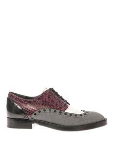Alexander Wang Nathan oxford shoes