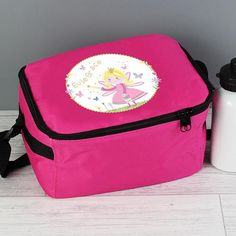 Personalised Lunch Bag - Garden Fairy