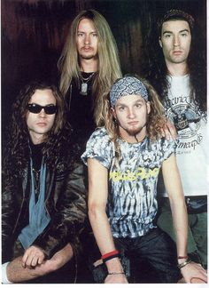 ALICE IN CHAINS -THE BAND WHICH I LOVE THE MOST