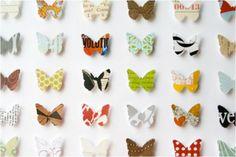 Butterflys paper
